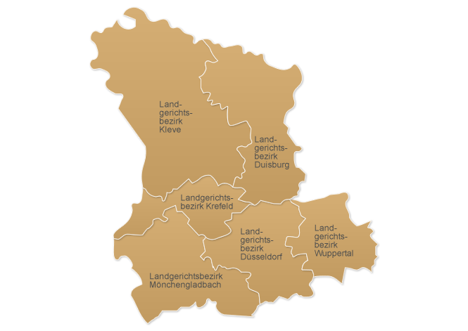 Olg Bezirk Köln